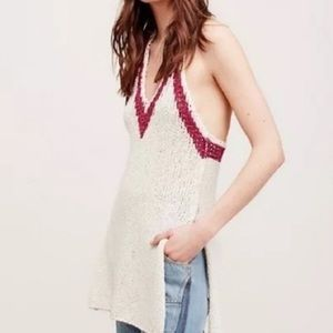 Free People Hold On Knit Racerback